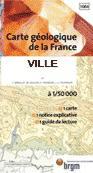 Souvent acheté avec Curiosités géologiques de France Carte géologique simplifiée, le Saverne