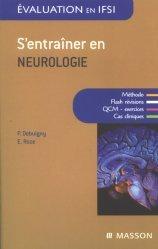 Souvent acheté avec S'entraîner en gastro-entérologie, le S'entraîner en neurologie