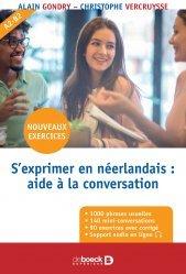 Dernières parutions sur Néerlandais, S'exprimer en néerlandais