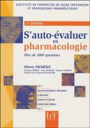 Dernières parutions sur UE 2.11 Pharmacologie et thérapeutiques, S'auto-évaluer en pharmacologie