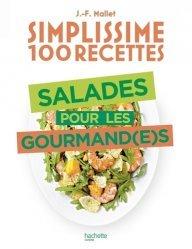 Nouvelle édition Salades pour les gourmand(e)s