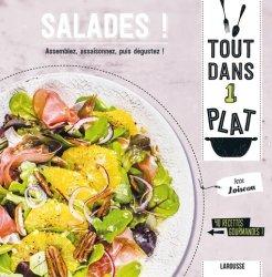Dernières parutions dans Tout dans 1 plat, Salades ! Assemblez, assaisonnez, puis dégustez ! 40 recettes gourmandes