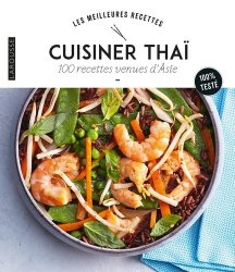 Dernières parutions sur Cuisine asiatique, Saveurs Thaï