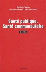 Souvent acheté avec Le Guide médical de l'IDE, le Santé publique, santé communautaire