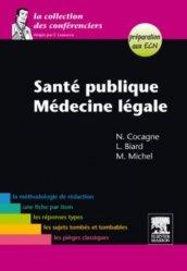 Souvent acheté avec Maladies infectieuses, le Santé publique Médecine légale