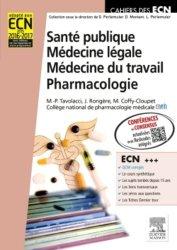 Dernières parutions dans Cahiers des ECN, Santé publique Médecine légale Médecine du travail Pharmacologie