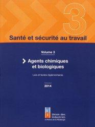 Dernières parutions sur Hygiène - Sécurité, Santé et sécurité au travail - volume 3