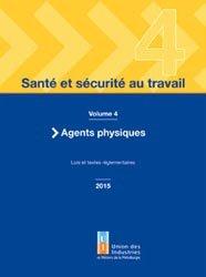 Dernières parutions sur Hygiène - Sécurité, Santé et sécurité au travail - volume 4