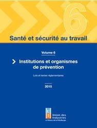 Dernières parutions sur Hygiène - Sécurité, Santé et sécurité au travail - volume 6