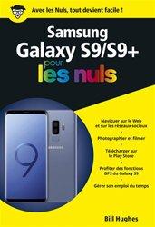 Dernières parutions sur Téléphones, tablettes - Mobilité, Samsung Galaxy S9, pour les Nuls, poche