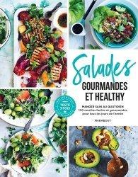 Dernières parutions sur Cuisine et vins, Salades gourmandes et healthy