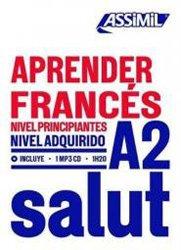 Dernières parutions sur Auto apprentissage (Parascolaire), Salut A2 : aprender francès