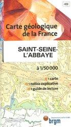 Dernières parutions dans Carte géologique de la France à 1/50 000, Saint-Seine-l'Abbaye