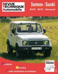 Souvent acheté avec Petites réparations électriques, le Santana - Suzuki   S410 - S413 - Samuraï