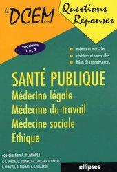 Souvent acheté avec Cancérologie, le Santé publique - Médecine légale - Médecine du travail -  Médecine sociale - Éthique