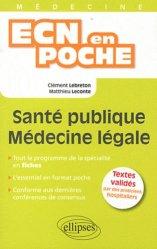 Souvent acheté avec Diabétologie - Endocrinologie, le Santé publique - Médecine légale
