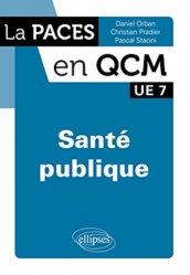 Dernières parutions sur QCM POUR L'UE7, Santé publique