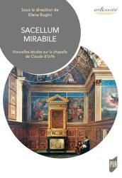 Dernières parutions dans Art & Société, Sacellum mirabile
