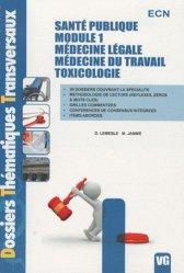 Souvent acheté avec Méthodologie aux ECN, le Santé publique - Module1 - Médecine légale - Médecine du travail - Toxicologie https://fr.calameo.com/read/004967773f12fa0943f6d
