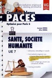 Dernières parutions sur UE 7, Santé, société humanité UE7 (Paris 6 )