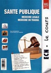 Dernières parutions sur Cours ECN / iECN, Santé publique
