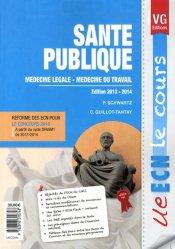 Dernières parutions dans UE ECN Le cours, Santé publique