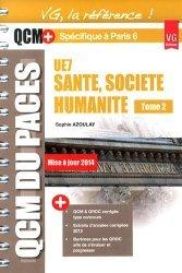 Souvent acheté avec Biologie du développement UE2 (Paris 6), le Santé, Société humanité Tome 2 UE7 (Paris 6)