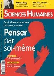 Dernières parutions sur Revues de psychologie, Sciences Humaines N° 323, mars 2020 : Penser par soi-même