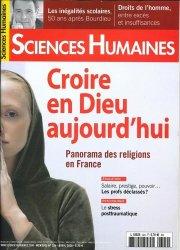 Dernières parutions sur Revues de psychologie, Sciences Humaines N° 324, mars 2020