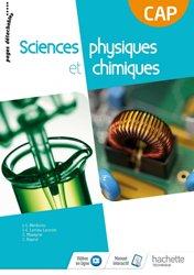 Dernières parutions sur CAP - Bac pro et techno, Sciences physiques et chimiques CAP Consommable - Livre élève - Éd. 2018