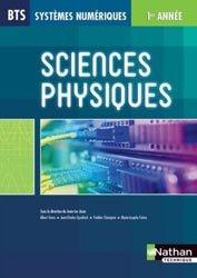 Dernières parutions sur Cours d'électronique, Sciences physiques  BTS Systèmes Numériques