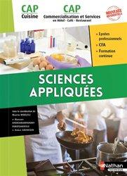 Souvent acheté avec La Cuisine de Référence, le Sciences appliquées