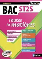 Dernières parutions dans Réflexe, Sciences et technologies de la santé et du social 1re ST2S. Edition 2020