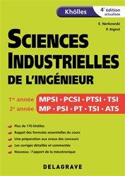 Souvent acheté avec Problèmes résolus de mathématiques supérieures, le Sciences industrielles de l'ingénieur