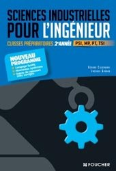 Souvent acheté avec Guide des sciences et technologies industrielles, le Sciences industrielles pour l'ingénieur