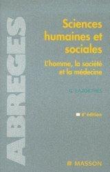 Souvent acheté avec Penser la médecine, le Sciences humaines et sociales : l'homme, la société et la médecine