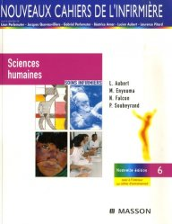Dernières parutions dans Nouveaux cahiers de l'infirmière, Sciences humaines