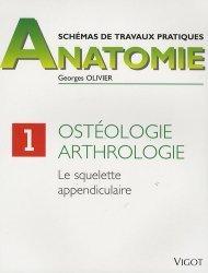 Souvent acheté avec La génétique en  1001 QCM, le Schémas de travaux pratiques anatomie 1 Ostéologie et arthrologie