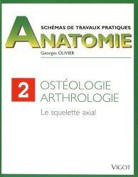 Souvent acheté avec La génétique en  1001 QCM, le Schémas de travaux pratiques anatomie 2 Ostéologie et arthrologie