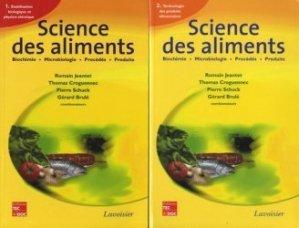 Souvent acheté avec Histoire de la protection des cultures, le Science des aliments 1 et 2