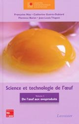 Dernières parutions dans Sciences et techniques agroalimentaires, Science et technologie de l'oeuf Vol 2
