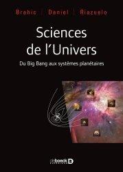 Dernières parutions sur Cosmologie, Sciences de l'univers