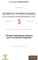 Souvent acheté avec Métaphores, le Scripts hypnotiques en hypnose Ericksonienne et PNL