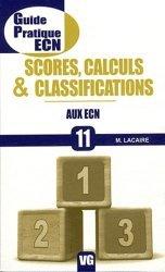 Souvent acheté avec Réflexes et astuces aux ECN, le Scores, calculs & classifications aux ECN
