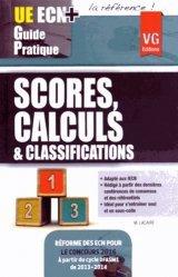 Souvent acheté avec Carnet des majors, le Scores, Calculs et classifications