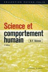 Souvent acheté avec La peur, le Science et comportement humain