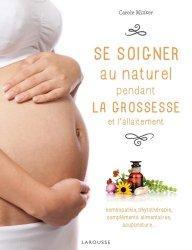 Se soigner au naturel pendant la grossesse