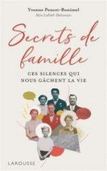 Dernières parutions sur Thérapies familiales, Secrets de famille