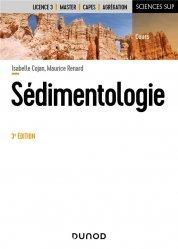 Dernières parutions dans Sciences Sup, Sédimentologie