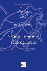Dernières parutions sur Reich, Sein de femme, sein de mère. 2e édition